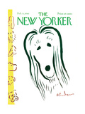 The New Yorker Cover - February 13  1965