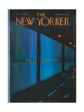 The New Yorker Cover - November 12  1966