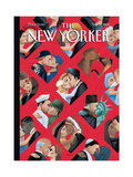 The New Yorker Cover - February 14  2000