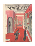 The New Yorker Cover - March 30  1946