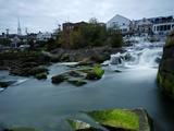 A Waterfall in Camden