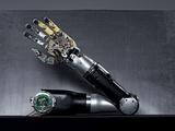Twenty Motors Animate a Cutting-Edge Bionic Arm