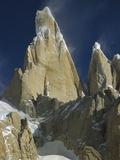 East Face of Cerro Torre  Los Glaciares National Park  Patagonia  Argentina