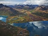 Chikuminuk Lake Reflects the Wilderness of Wood-Tikchik State Park