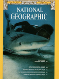 Cover of the April  1975 National Geographic Magazine
