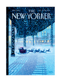 The New Yorker Cover - December 19  2011