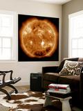 A Massive X-Class Solar Flare Erupts on the Sun