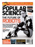 Front cover of Popular Science Magazine: September 1  2006