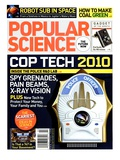 Front cover of Popular Science Magazine: February 1  2007