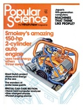 Front cover of Popular Science Magazine: April 1  1983