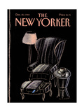 The New Yorker Cover - December 26  1988