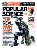 Front cover of Popular Science Magazine: May 1  2008