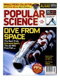 Front cover of Popular Science Magazine: July 1  2007