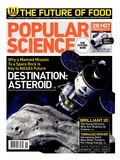 Front cover of Popular Science Magazine: November 1  2007