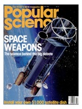 Front cover of Popular Science Magazine: July 1  1984