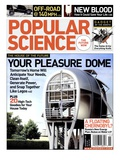 Front cover of Popular Science Magazine: November 1  2006