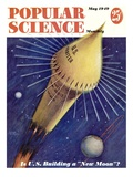 Front cover of Popular Science Magazine: May 1  1949