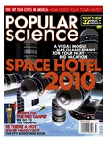 Front cover of Popular Science Magazine: March 1  2005
