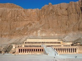 Hatschepsut temple in Egypt