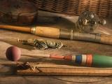 Équipement de pêche Papier Photo par Tom Grill