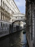 Canal de Venise Papier Photo par Tom Grill