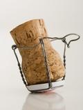 Champagne Cork Papier Photo par Tom Grill