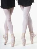 Ballerinas en pointe