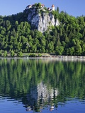 Picturesque Castle Above Lake Bled