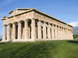 The Temple of Neptune at Paestum