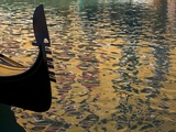 Reflections on Water by Gondola