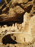 Kiva at Cliff Palace in Mesa Verde National Park