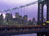 Manhattan Bridge and Skyline