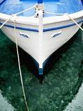Fishing Boat at Mooring