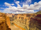 Grand Canyon and Colorado River Papier Photo par John Eastcott & Yva Momatiuk