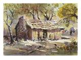 Mark Twain's Cabin