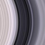Anneaux de Saturne Papier Photo par Michael Benson