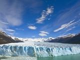 Perito Moreno Glacier and Patagonian Andes Papier Photo par John Eastcott & Yva Momatiuk