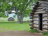 Cabin in Valley Forge National Historic Park