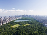 Aerial View of Central Park