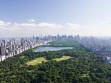 Aerial View of Central Park Papier Photo par Cameron Davidson