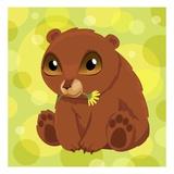 Anime Bear Cub