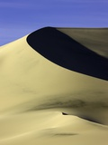 Sand dune at Eureka Valley Dunes in Death Valley National Park