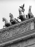 Statues on Top of Brandenburg Gate