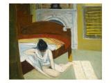Intérieur l'été Giclée par Edward Hopper