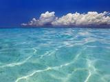 Tropical lagoon  Kunfunadhoo  Baa Atoll  Maldives