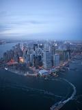 South Ferry, Manhattan Papier Photo par Cameron Davidson