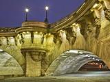 Pont Neuf at twilight