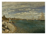 Regatta at Sainte-Adresse