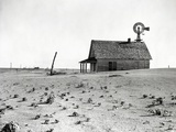 Dust Bowl Farm in Texas
