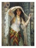 Safie  One of the Three Ladies of Bagdad